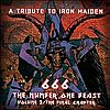 V.A. - Tribute To Iron Maiden, Vol. 2: 666 Number of the Beast