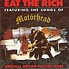 Eat The Rich - Original Motion Picture Score - Featuring The Songs Of Motorhead